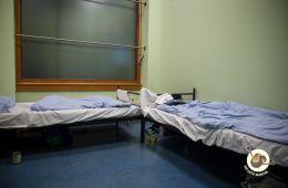 Schlafraum f. 2 Personen