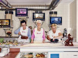 Die Damen der Vollpension - Copyright Mark Glassner