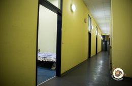 Schlafquartier